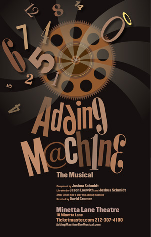 ADDING MACHINE-THEATRE