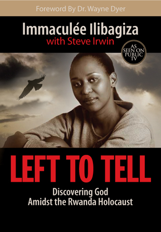 LEFT TO TELL- Book Cover