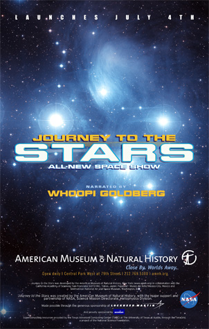 AMNH-Journey To The Stars