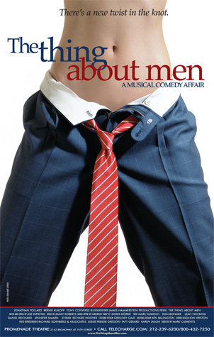 THE THING ABOUT MEN-THEATRE