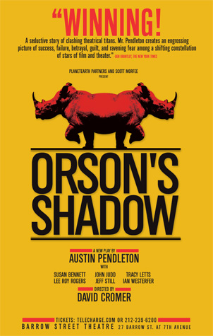 ORSON'S SHADOW-THEATRE