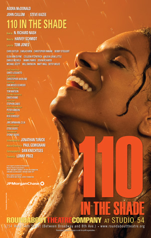 110 IN THE SHADE-THEATRE