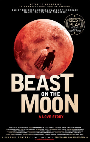 BEAST ON THE MOON-THEATRE